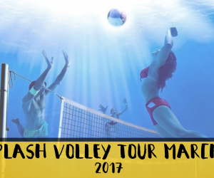 Splash Volley Tour Marche 2017