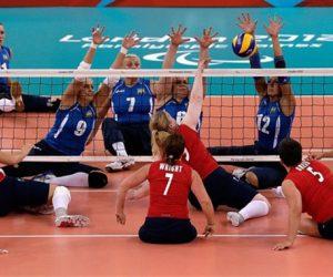 Sitting Volley, la pallavolo per tutti