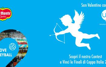 Contest Vinci le Finali di Coppa Italia Maschile di Volley